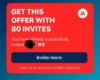 80 Invite Points Cash Prize Offer - SweatcoinBlog