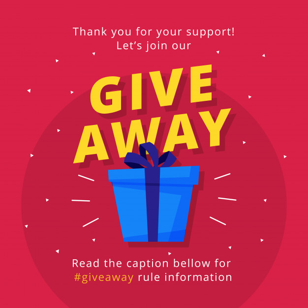 Giveaway Winners Announcement