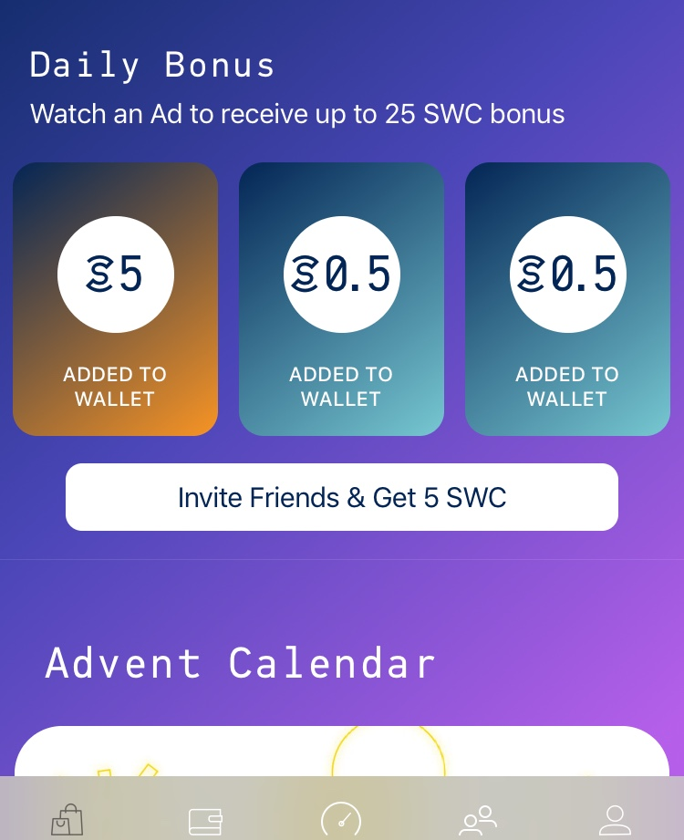 Daily Bonus not working on Sweatcoin App